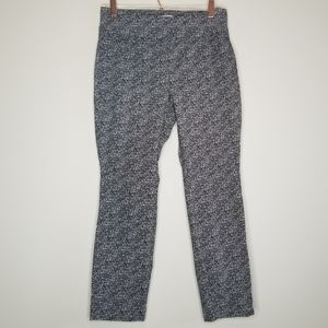 Philosophy abstract pattern career pants